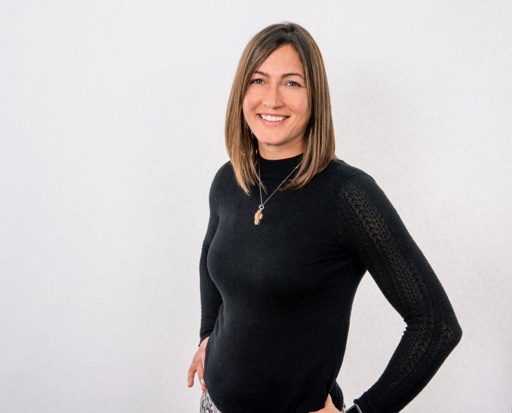 The Blurb Founder Beth Baxter